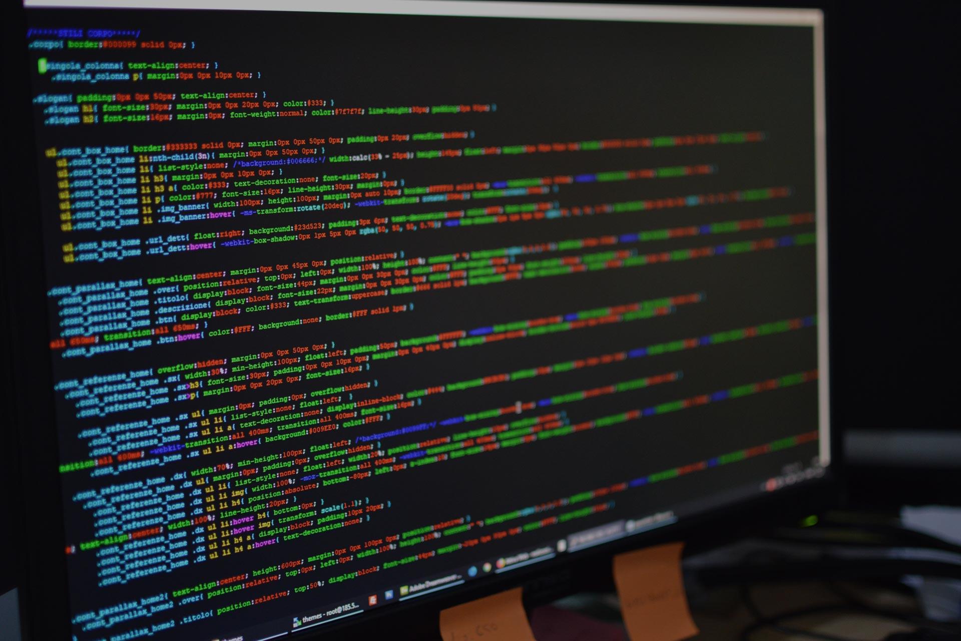 Progettazione e sviluppo software web